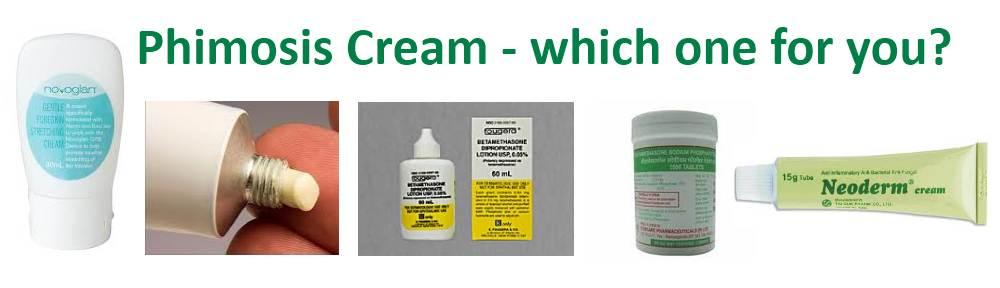 Phimosis Cream